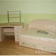 Мебель для детских комнат на заказ: шкафы, кровати, столы, комоды, полки - г. Херсон фото