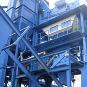 Завод асфальтобетонный фото