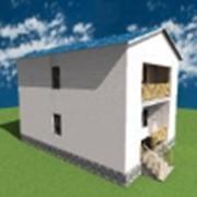Каркасные дома фото