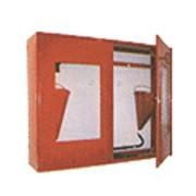 Щит металлический закрытого типа фото