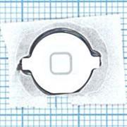 Кнопка HOME для Apple iPod touch 4 белая фото