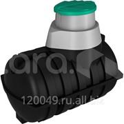 Подземная ёмкость для топлива 2000 литров Арт.U 2000 oil фото