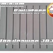 Алюминиевый радиатор Top-drawer 202 50 см, 0,148 квт/сек фото