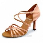 Обувь женская для танцев латина Оливия фото