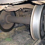 Запчасти для ремонта колесных пар фото