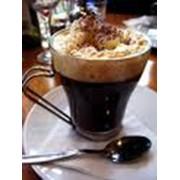 Кофе со сливками фото