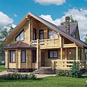 Проект дома «Император Александр» 10 х 11.5 фото