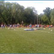 Аренда футбольного поля. фото