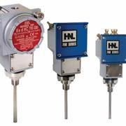 Датчики давления и температуры HNL фото
