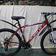 Велосипед ROLIZ 27-183-2 красно-белый фото