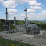Мини-НПЗ, нефтеперерабатывающий завод. фото