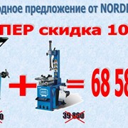 Комплект шиномонтажного оборудования Nordberg фото