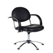 Парикмахерское кресло Аура пневматическое фото