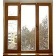 Компания Мастер Лэнд ОКНА предлагает Вам эксклюзивную коллекцию окон из дерева - деревянные евро окна со стеклопакетами. фото