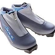 IK49K2425 Лыжные ботинки Distance Comfort цв.серый/голубой SNS (Trek) (р.41) фото