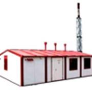 Блочно модульная котельная (водогрейная) фото