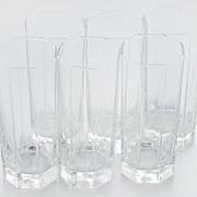 Набор стаканов для воды 5009, 6 предметов фото