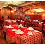Доставка обедов в офис из ресторана Алаша. фото