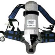 Дыхательный аппарат АИР-300СВ баллон композитный запчасти 100% фото