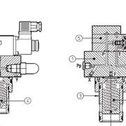 Модульные картриджные клапаны типа LIM, LIR, LIC фото