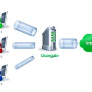 Обеспечение программное UserGate Proxy & Firewall фото