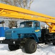 Автогидроподъемник ВС-22.05 на Урал-43206 (в наличии) фото