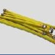 Шланги газовые SEVTERMO yellow фото