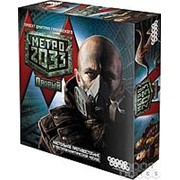 Настольная игра: Метро 2033. Прорыв, арт.1335 фото