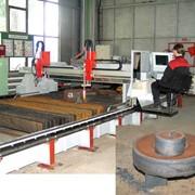 Термическая резка сталей и сплавов фото