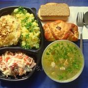 Доставка комплексных обедов Алматы, Доставка комплексных обедов по Алмате фото