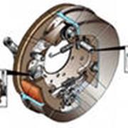 Тормозная система на а\м Урал, Барабан стояночного тормоза фото