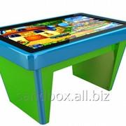 Стол детский интерактивный UTSKids 42 фото