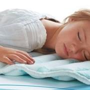 Ортопедический матрас для детей в кроватку фото