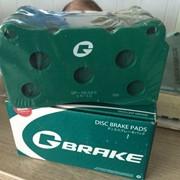 Колодки G-brake GP-01136 фото
