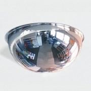 Зеркало обзорное потолочное d-65см 1/2 сферы, CMD-65F фото