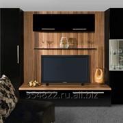 Стенка-горка для гостиной фабрики АСТ 02 фото