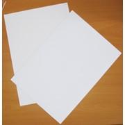 Пластик для офсетной печати обычными чернилами, УФ чернилами. фото