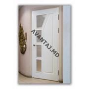 Классическая дверь MDF, арт. 1 фото