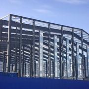 Быстровозводимые здания из металлоконструкций фото