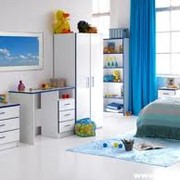 Белая детская комната фото