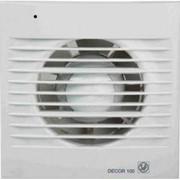 Вентилятор Soler&Palau Decor-100 C `Z` фото
