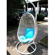 Плетеное подвесное кресло Флоренция 4SiS фото
