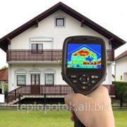 Тепловизионное обследование частного дома (коттеджа) фото