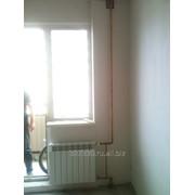 Монтаж, замена радиаторов отопления в квартире фото