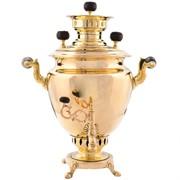 Самовар жаровой чашка Баташев 4 литра Эксклюзивный фото