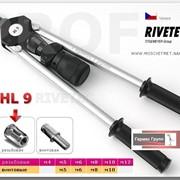Заклепочник ручной для резьбовых заклепок RIVETEC HL9 фото