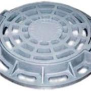 Дождеприёмник чугунный круглый ДК2 (В150) фото