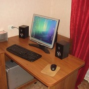 Угловые столы под заказ в Симферополе и Крыму, купить столы под заказ, мебель для персонала,мебель фото