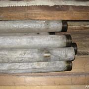 Оцинкованные трубы в скважине фото
