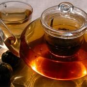 Чай желтый фото